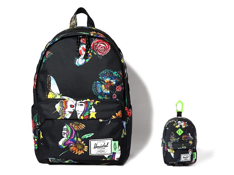 CHALLENGER Backpack &  Heritage Case